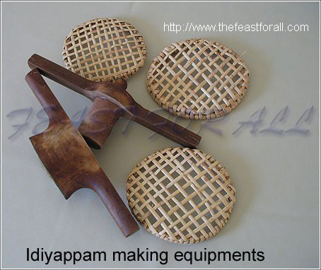 idiyappam_making_12