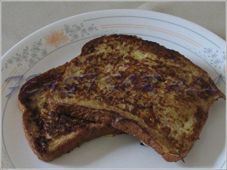 Spicy French Toast