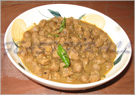 Soy Curry