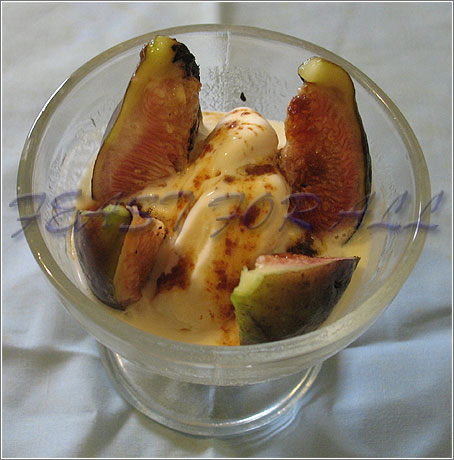 how to cook figs with milk