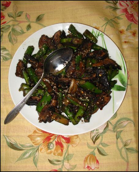 Asparagus_mushroom