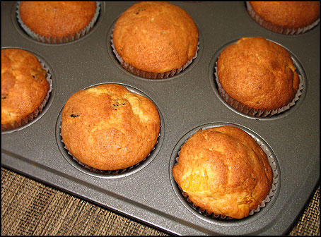Pineapple_Muffin_tray
