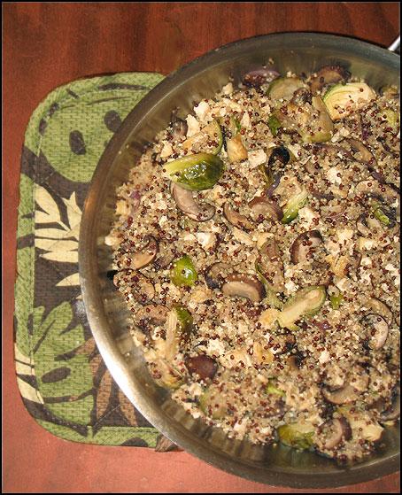 Quinoa_mushroom