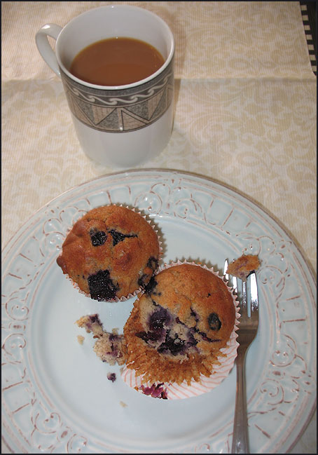 blueberryBananaMuffin
