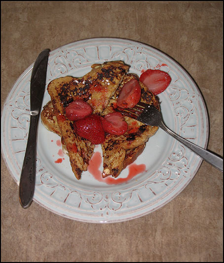 strawberry_FrenchToast