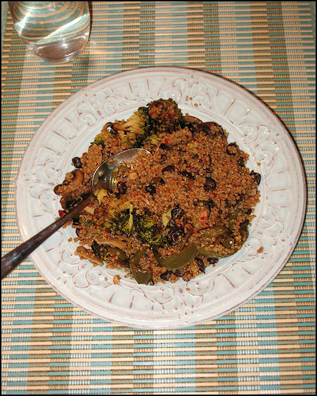 Broccoli_Quinoa